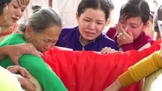Lễ tang cụ ông : Nguyễn Văn Đực - ấp Chòi Mòi - xã Định Thành - Đông Hải - Bạc Liêu