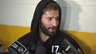 Kesler: My friends & family texted, said they're still cheering me on