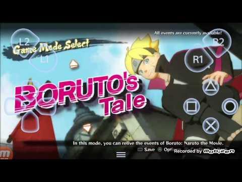 Naruto shippuden ultimate ninja storm 4 download android