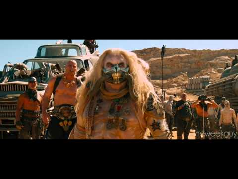 Mad Max Fury Road : Back to the Citadel Scene