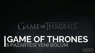 Game of Thrones 7.Sezon 3.Bölüm Fragmanı TR Altyazılı