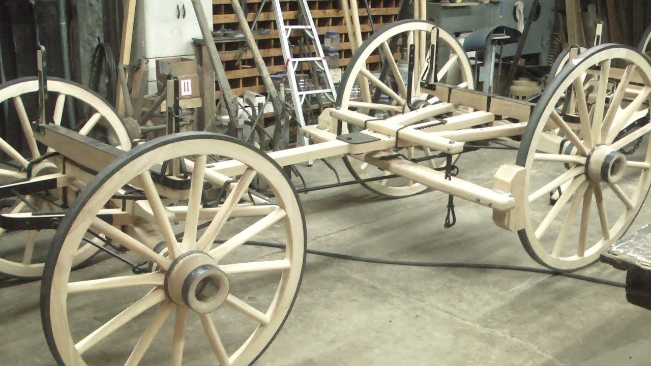 Sheep Wagon Undercarriage   From Scratch #1