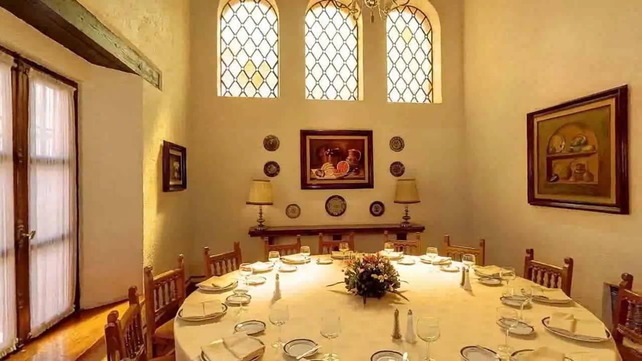 Hacienda de Los Morales - Restaurante / Salones Banquetes ...