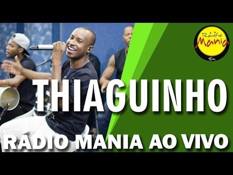 🔴 Radio Mania - Thiaguinho - Muleke Conquista