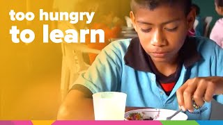 Too Hungry to Learn
