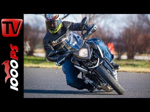 2015 | MV Agusta Stradale 800 Test | Action, Sound, Fazit