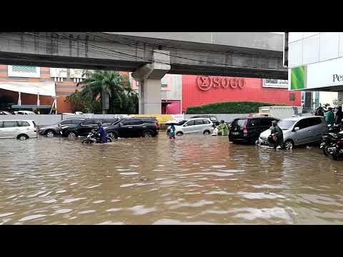 Banjir mall kelapa gading feb 15 2018 hari ini