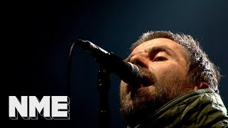 Baixar Liam Gallagher plays 'Greedy Soul' live | VO5 NME Awards 2018