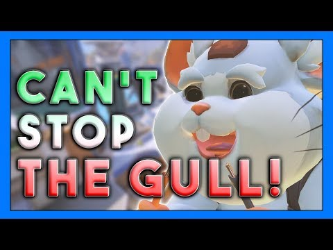 Can't Stop The Gull! - Seagull - Overwatch thumbnail
