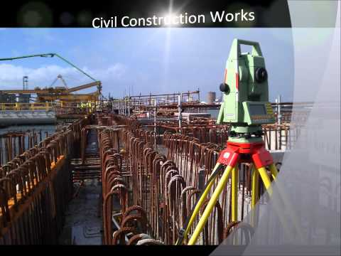 PSS Construction Surveyors, Civil Surveys & Mechanical Structure Surveying