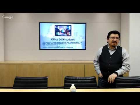 Greater Philadelphia Mac Admins February 2017 Meetup