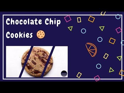 Бисквити с шоколадов чипс || Нека да творим / Chocolate Chips Cookies || Neka Da Tvorim