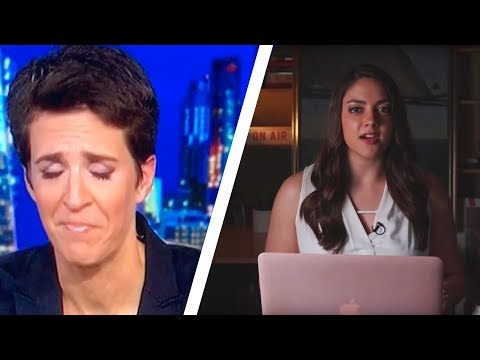 'Unfit To Print': We Thought Rachel Maddow's Ratings Couldn't Get Any Worse — We Were Wrong