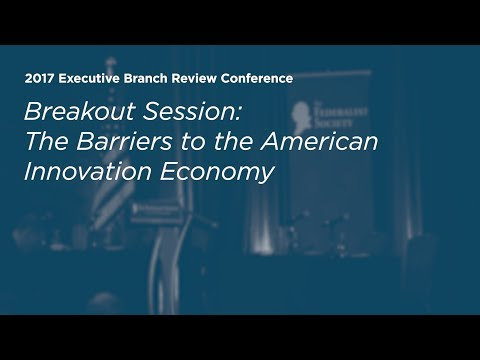 The Barriers to the American Innovation Economy
