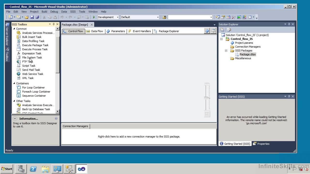 Ms Sql Server 2012 Exam 70 463 Tutorial Introduction To Control