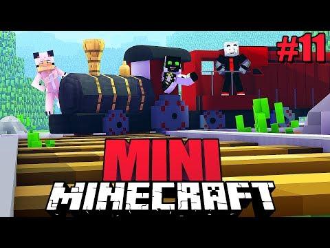 UNSER MINI ZUG!? [NEUES ZEITALTER] - Minecraft MINI #11 [Deutsch/HD]