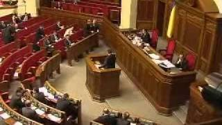 Verkhovna Rada (Parliament of Ukraine) 17.03.2011