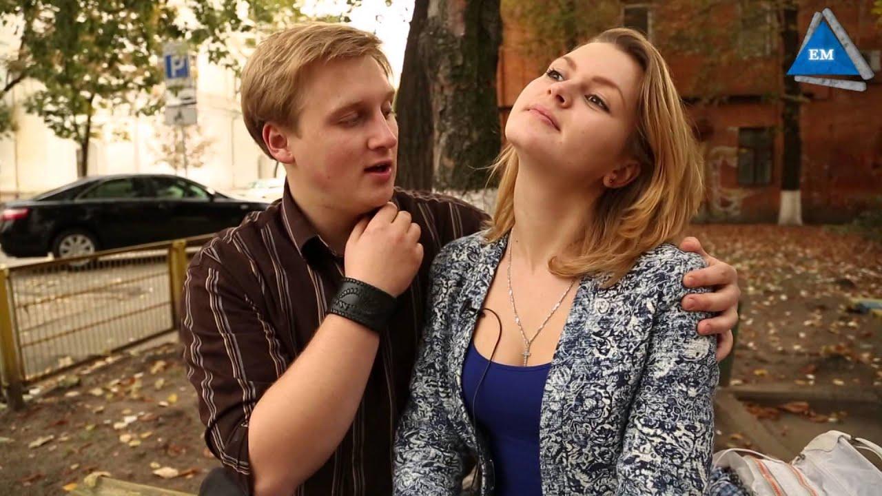Как правильно целовать ноги жене видео