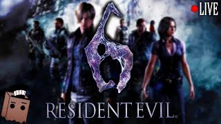 Kill Streams: Resident Evil 6 - #7 [Action Horror Game   PC Gameplay   1440p 60fps]