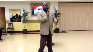 1-15-17 John Payton Pastor Service
