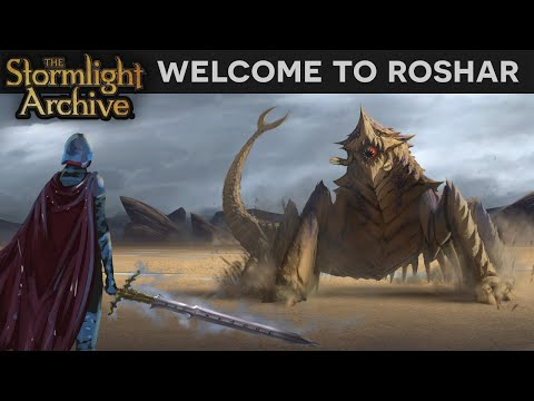 Welcome to Roshar   The Stormlight Archive - Lore Primer