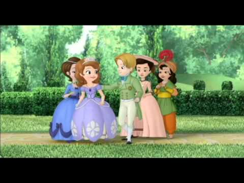 Sofia the First - First Day