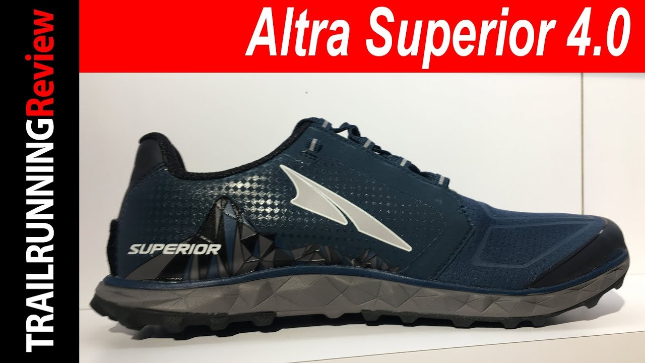 Altra Superior 4.0 Black