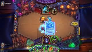 Hearthstone Ranked Warlock Big Control Demons 1