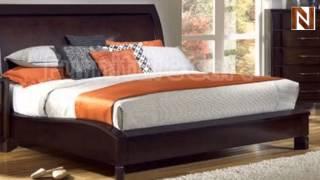 Pulaski 365 Tangerine 365 Tangerine Queen Complete Bed 3651+70+71+72