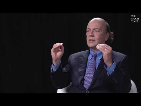 Jim Rickards - Fed to Cause A Recession - 26 Jun 17  | Gazunda