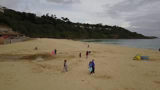 Cornwall. Hayle Beach