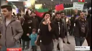 Депортированные из Германии афганские беженцы прибыли в Кабул
