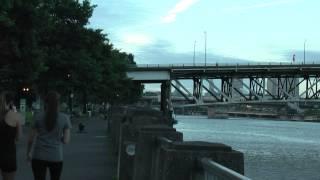 portland oregon, portland waterfront park