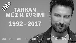 Tarkan Music Evolution | 1992 - 2017 Discography & Videography