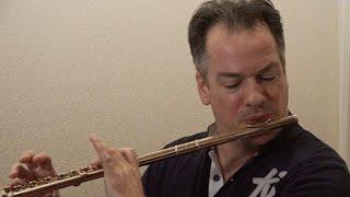 ベルリン・フィル首席フルート奏者パユのソロ術