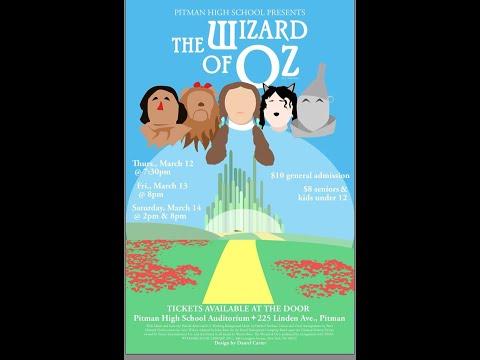 The Wizard of Oz (Pitman High School)