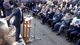 حبيب بو انطون يحيي الجيش اللبناني و يشتم السياسيين