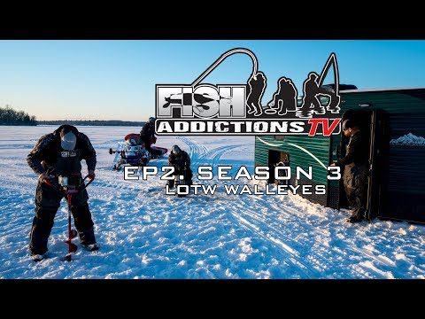 """DUAL ATTACK"" - FA TV S.3 Ep.2 (Lake of the Woods)"
