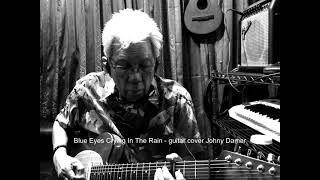 Blue Eyes Crying In The Rain - guitar cover by Johny Damar made guitar of bambo