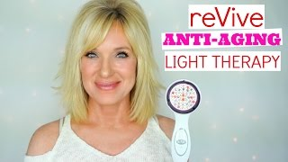 Build Collagen!  Revive Anti-Aging Light Therapy Review