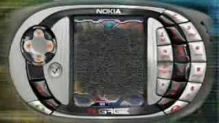N-Gage Old Gen Games Montage Video