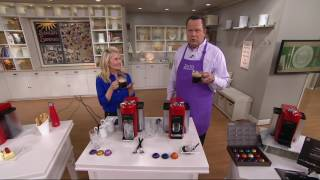 Nespresso Evoluo Single Coffee & Espresso Maker by De'Longhi on QVC