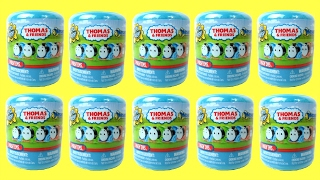 Learn Counting and Colors with Thomas & Friends Mashems Surprises!