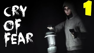 Zagrajmy w Cry of Fear odc.1- Strach (Lets play PL/Gameplay)