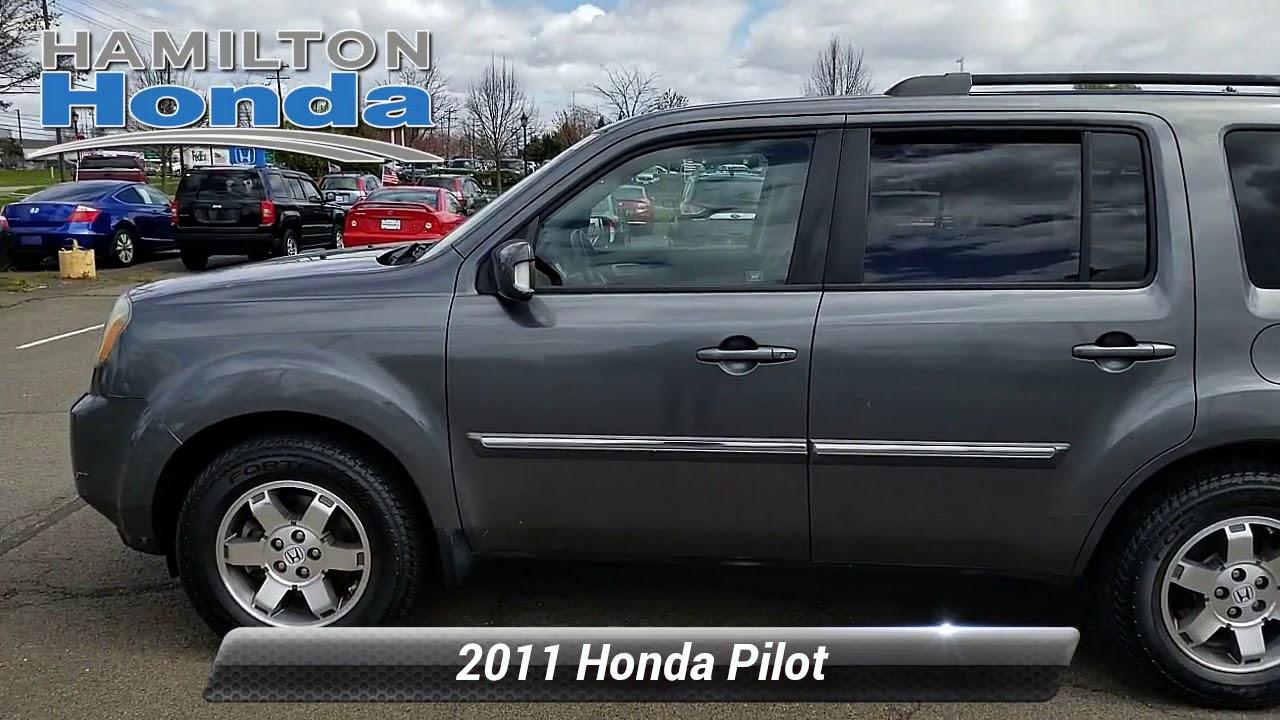 Used 2011 Honda Pilot Touring. Hamilton Township. NJ 28425T - YouTube