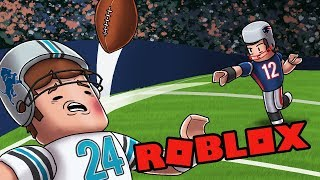 Roblox | NFL FOOTBALL: MY LAST GAME! (Retiring from Football)