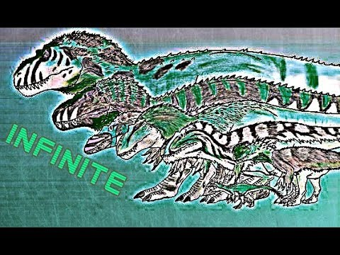 Tyrannosauridea tribute ~Infinite~