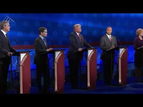 Jeb Bush and Marco Rubio spar over Rubio