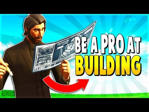 4 SECRETS to be a PRO BUILDER | Fortnite Battle Royale Tips and Tricks