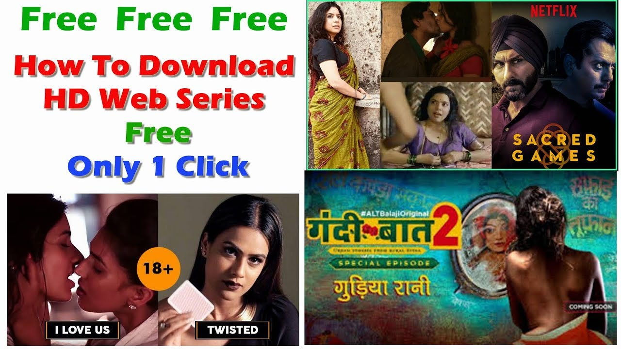How To Download Full HD Quality Adult Web Series   Latest Release Web  Series In India